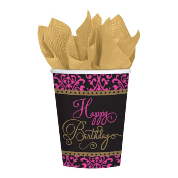 Fabulous Birthday  Paper Cups (18)